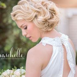 Stunning bride Chloe.