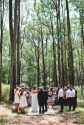 Small Forest Wedding