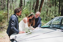 Relaxed Natural Wedding