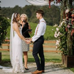 Yarra Ranges Estate Wedding Photography by Rick Liston